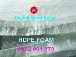 HDPE foam - mút xốp pe foam phủ nilon HD