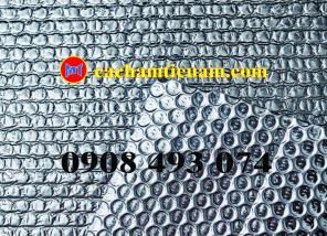 Túi khí cách nhiệt cát tường P2 - Tấm cách nhiệt 2 mặt bạc.